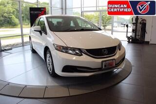 Used 2013 Honda Civic LX Sedan for sale near you in Roanoke, VA
