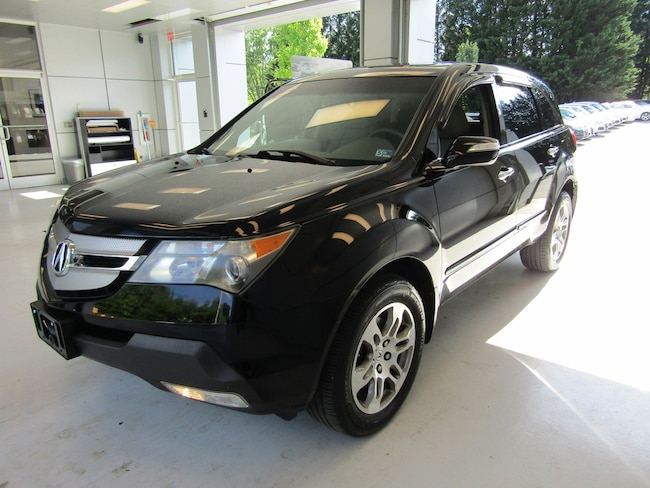 Used vehicles 2008 Acura MDX 3.7L Technology Package w/Power Tailgate SUV for sale near you in Roanoke, VA