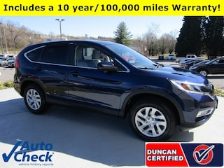 Used 2016 Honda CR-V EX AWD SUV for sale near you in Roanoke VA
