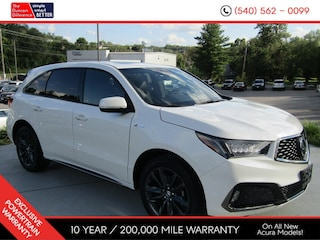 New Acura vehicles 2019 Acura MDX SH-AWD with A-Spec Package SUV for sale near you in Roanoke, VA