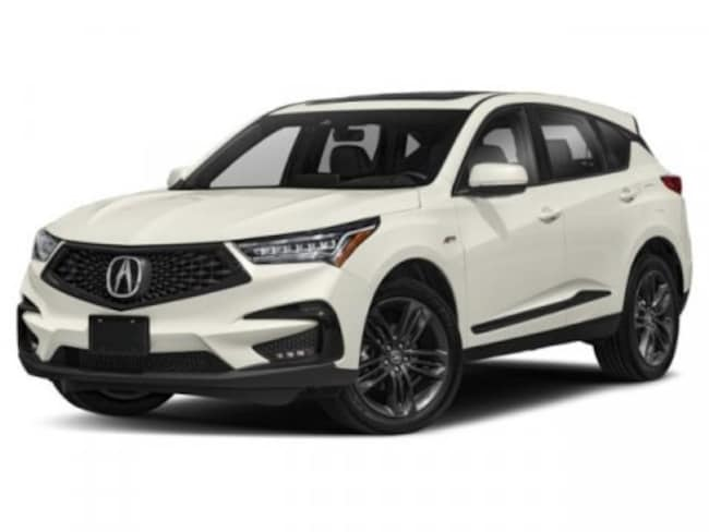 New Acura vehicle 2021 Acura RDX SH-AWD with A-Spec Package SUV for sale near you in Roanoke, VA