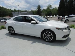 Used 2016 Acura TLX TLX 3.5 V-6 9-AT P-AWS Sedan for sale near you in Roanoke, VA