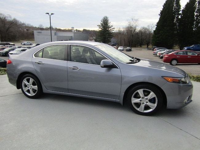 Used vehicles 2012 Acura TSX TSX 5-Speed Automatic Sedan for sale near you in Roanoke, VA