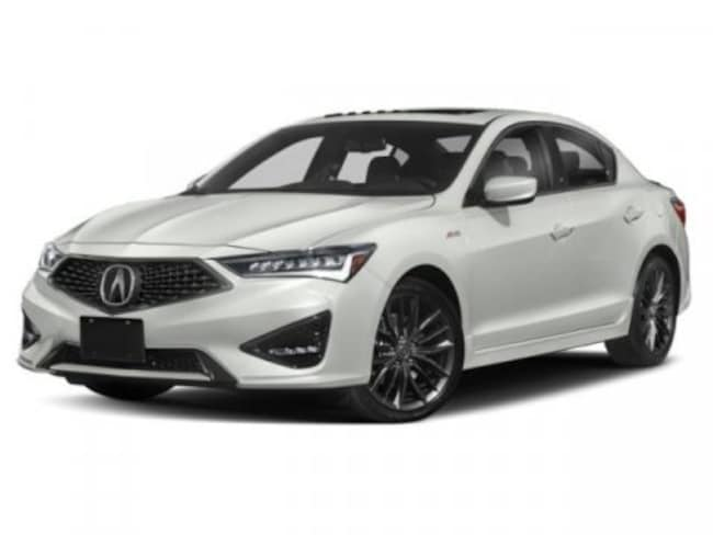 New Acura vehicle 2021 Acura ILX with Technology and A-Spec Package Sedan for sale near you in Roanoke, VA