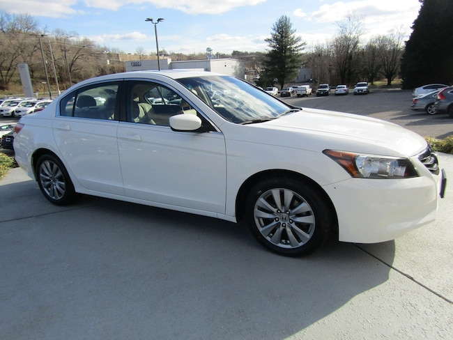 Used vehicles 2012 Honda Accord 2.4 EX-L Sedan for sale near you in Roanoke, VA