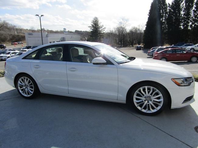 Discounted bargain used vehicle 2013 Audi A6 2.0T Premium (Multitronic) Sedan for sale near you in Roanoke, VA
