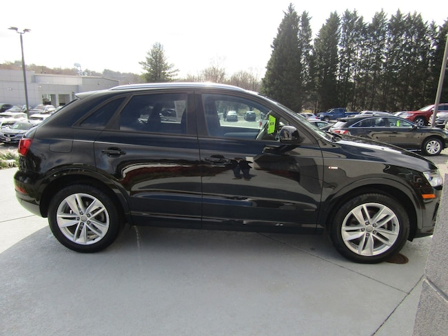 Used vehicles 2018 Audi Q3 2.0T SUV for sale near you in Roanoke, VA