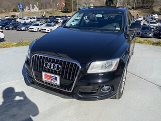 Used 2013 Audi Q5 2.0T Premium SUV for sale near you in Roanoke, VA