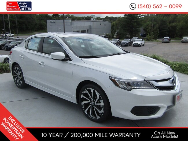 New Acura vehicle 2018 Acura ILX Special Edition Sedan for sale near you in Roanoke, VA