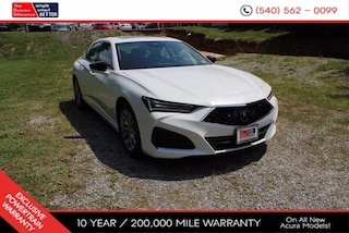 New 2021 Acura TLX SH-AWD Sedan for sale near you in Roanoke, VA