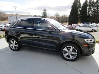 Used luxury SUVs 2015 Audi Q3 2.0T Premium Plus (Tiptronic) SUV for sale near you in Roanoke VA