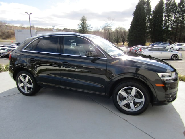 Used vehicles 2015 Audi Q3 2.0T Premium Plus (Tiptronic) SUV for sale near you in Roanoke, VA