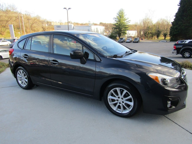 Discounted bargain used vehicle 2014 Subaru Impreza 2.0i Premium 5dr (CVT) Sedan for sale near you in Roanoke, VA