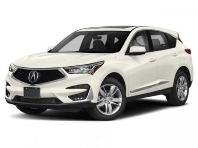 New Acura vehicle 2021 Acura RDX SH-AWD with Advance Package SUV for sale near you in Roanoke, VA