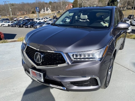 Featured Used 2017 Acura MDX V6 SH-AWD SUV for sale near you in Roanoke, VA