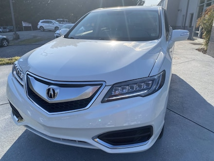 Featured Used 2018 Acura RDX V6 AWD SUV for sale near you in Roanoke, VA