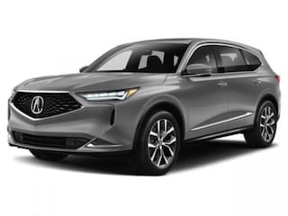 New 2022 Acura MDX SH-AWD Technology Package SUV for sale near you in Roanoke, VA