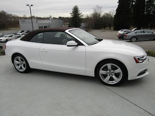 Used vehicles 2014 Audi A5 2.0T Premium (Tiptronic) Convertible for sale near you in Roanoke, VA