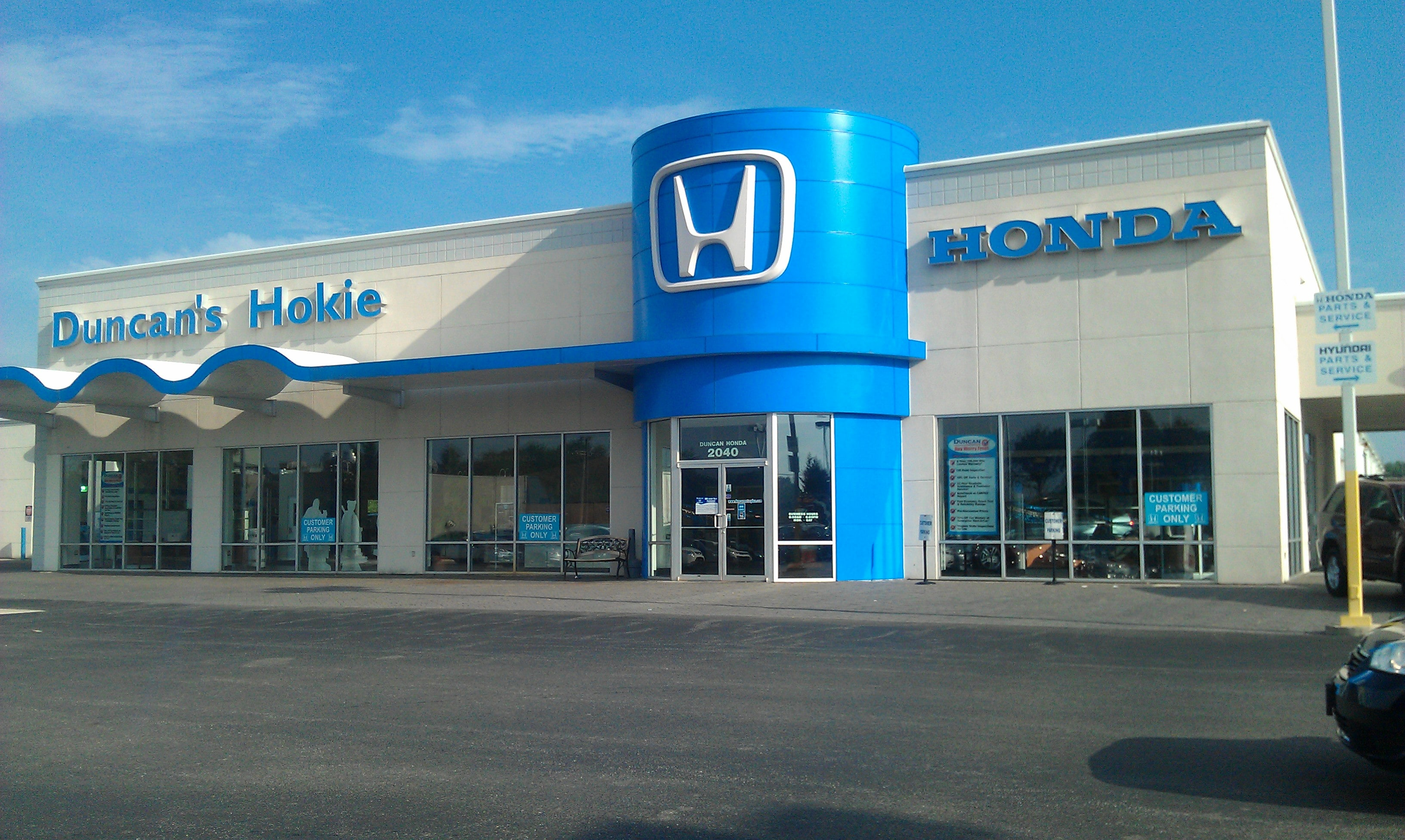 Duncanu0027s Hokie Honda. Our Honda Dealership In Christiansburg, VA, Is Proud  To Provide The Good People Of Virginia And West Virginia With Outstanding  Honda ...