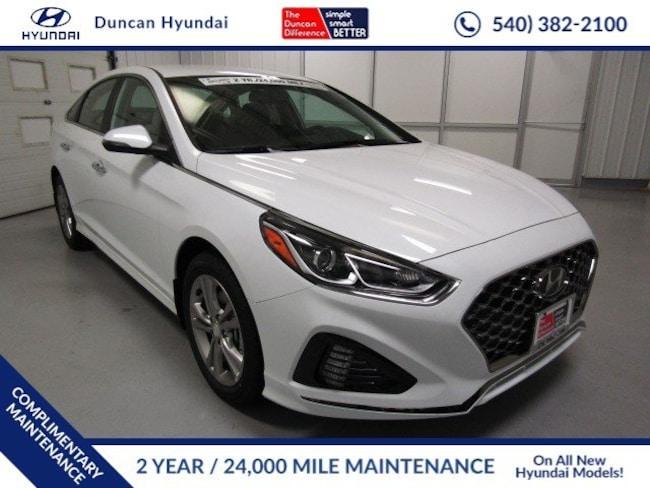 New 2019 Hyundai Sonata For Sale At Duncan Hyundai Vin