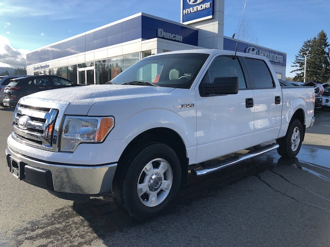 2011 Ford F-150 XLT 2WD CREW CAB Truck SuperCrew Cab DYNAMIC_PREF_LABEL_AUTO_USED_DETAILS_INVENTORY_DETAIL1_ALTATTRIBUTEAFTER
