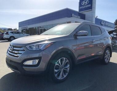 2016 Hyundai Santa Fe Sport 2.0T Limited SUV