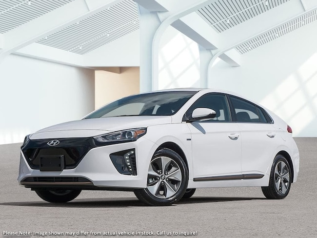 2019 Hyundai Ioniq Preferred Hatchback
