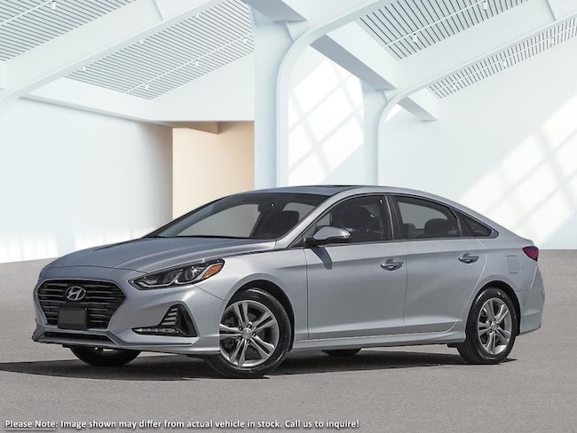 2019 Hyundai Sonata Preferred Sedan
