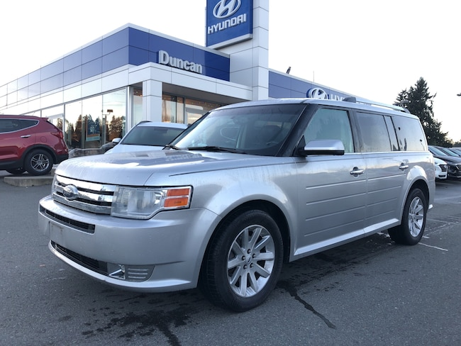2009 Ford Flex SEL SUV DYNAMIC_PREF_LABEL_AUTO_USED_DETAILS_INVENTORY_DETAIL1_ALTATTRIBUTEAFTER