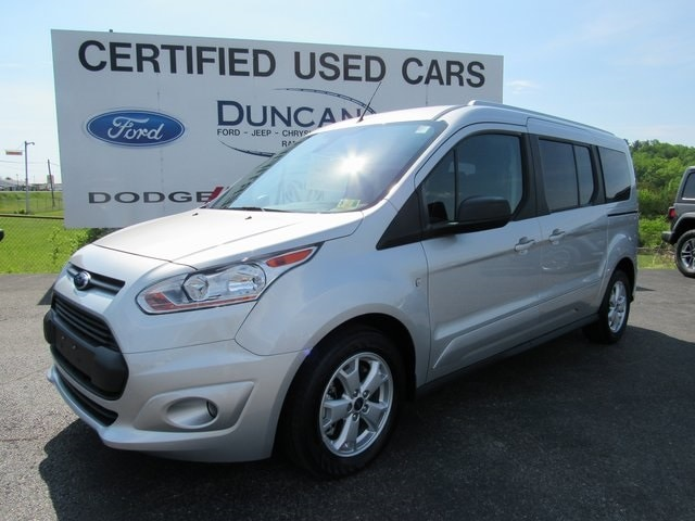 2018 Ford Transit Connect XLT Minivan/Van