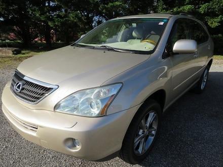 2007 LEXUS RX 400h SUV