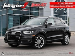 2015 Audi Q3 Technik / NO Accidents SUV