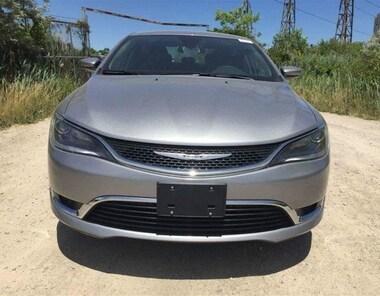 2016 Chrysler 200 Limited - FWD, 2.4L I-4 Sedan