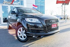 2015 Audi Q7 Accident Free / 3.0L V-6 SUV