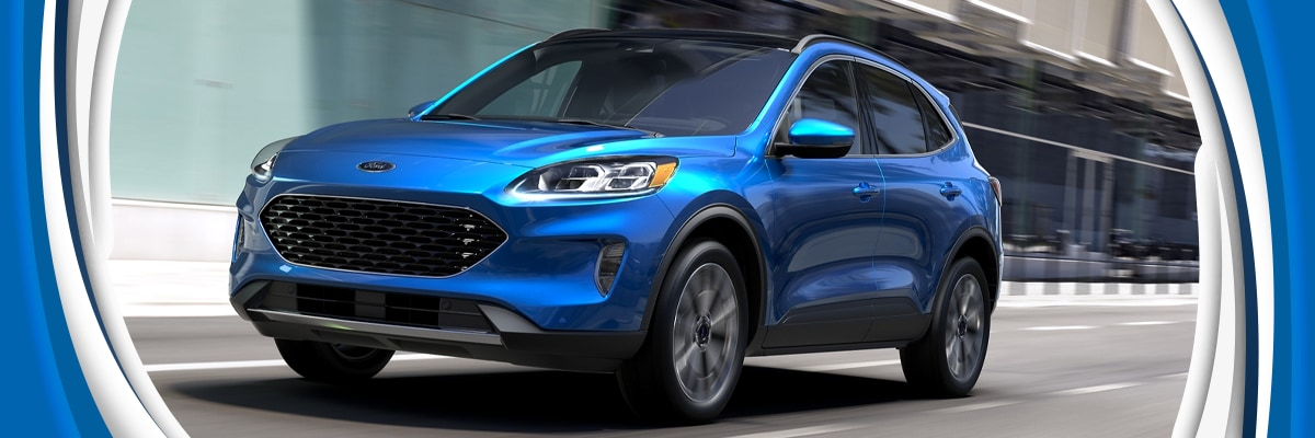 New 2020 Ford Escape Near Elgin