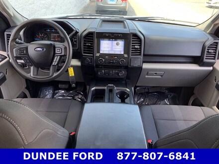 2017 Ford F-150 XL STX 4X4 Truck SuperCrew Cab
