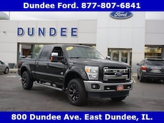 2015 Ford F-250 King Ranch Truck Crew Cab