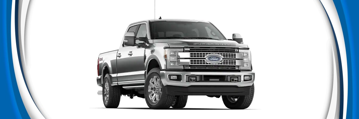 2019 Ford F-350 Platinum