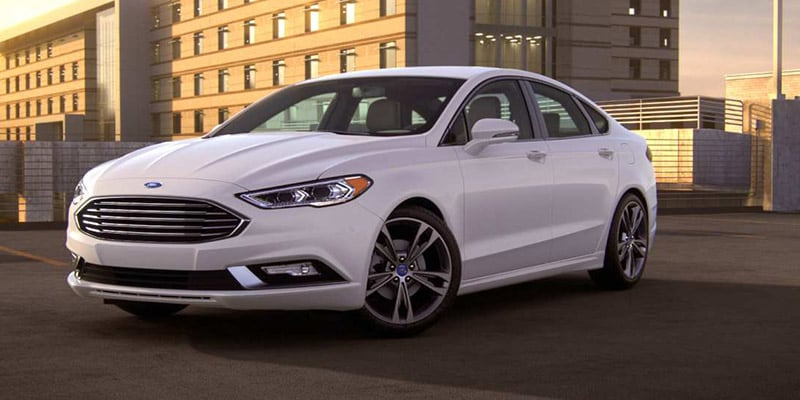 Used Ford Fusion For Sale in Elgin, IL