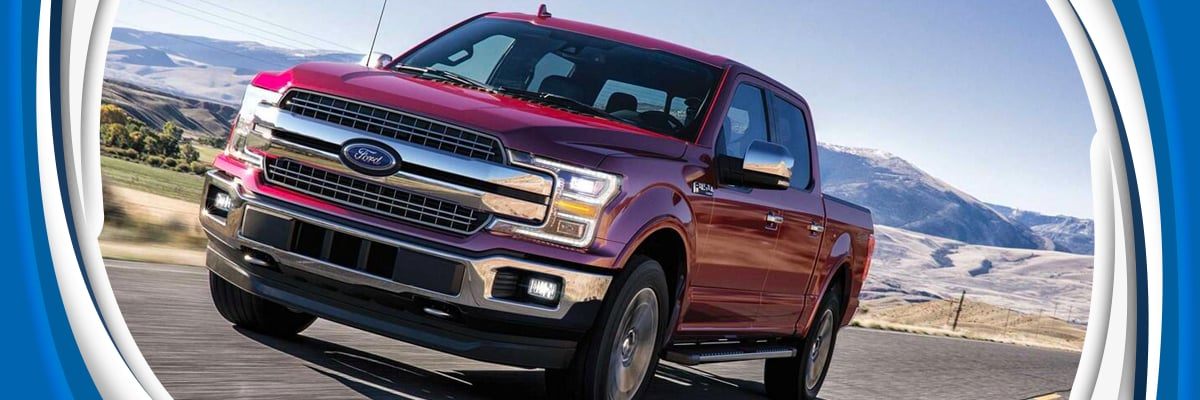Bartlett certified Ford F-150, Bartlett 2019 Ford F-150