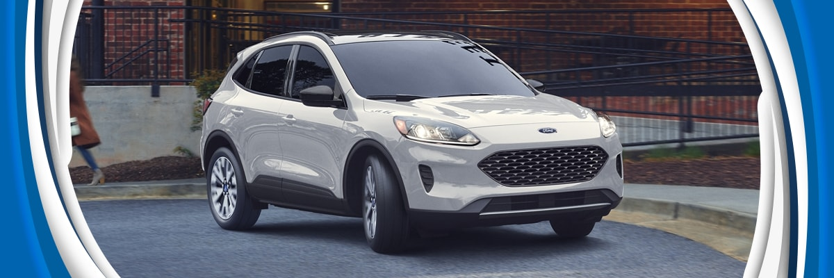 New and Pre-Owned Ford Escapes in McHenry