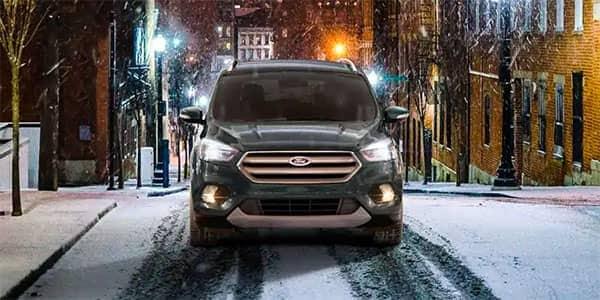 Ford Edge Vs Escape >> Compare The Ford Edge Vs Ford Escape Dundee Ford
