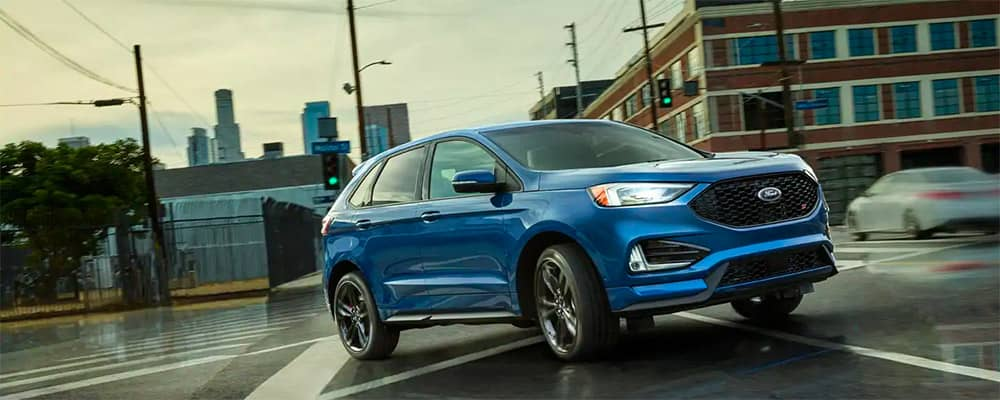 one of the 2019 Ford Edge Trim Levels