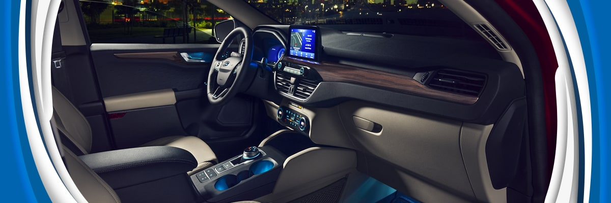 Visit Dundee Ford to Test Drive the New 2020 Ford Escape