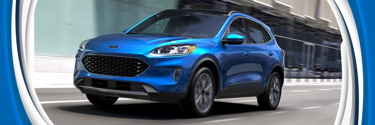 2020 Ford Escape Safety & Technology Dundee IL