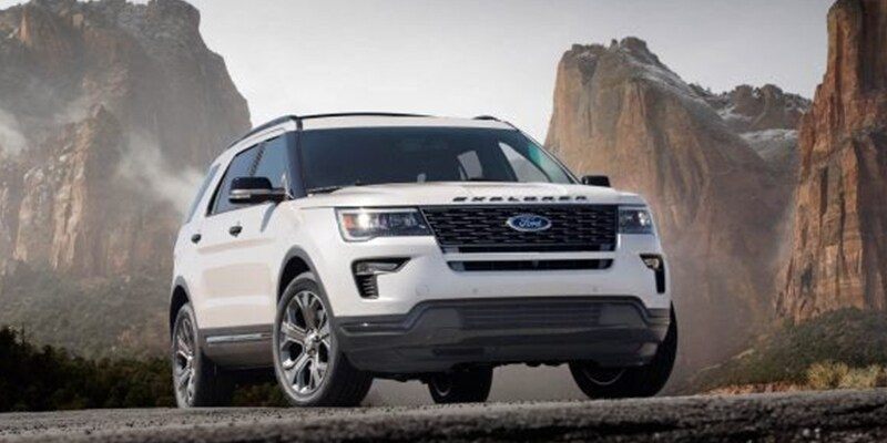 Used Ford Explorer For Sale in Elgin, IL