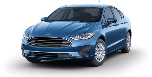 2019 Ford Fusion S Trim