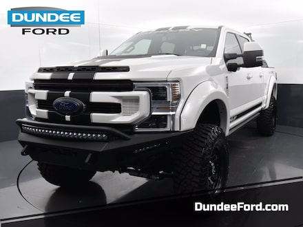 2021 Ford F-250 SHELBY Truck Crew Cab
