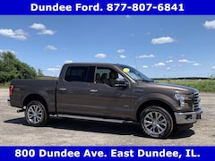 2017 Ford F-150 XLT 4X4 SUPERCREW Truck SuperCrew Cab