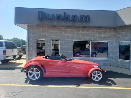 2000 Plymouth Prowler Base Convertible